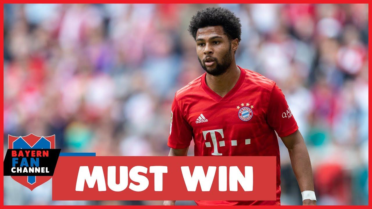 Bayern Munich v Frankfurt Match Preview (MUST WIN GAME ...