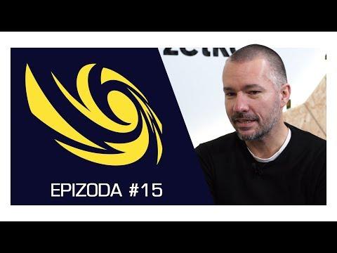 Vortex #15 | Martin Veselovský prozrazuje, jaké hraje hry, na čem a proč