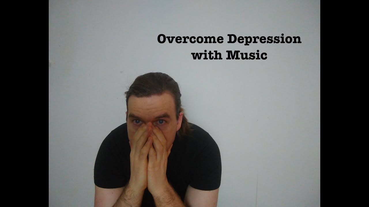 How To Treat Depression Through Music Therapy And Music Youtube
