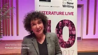 Jeanette Winterson on Manchester's UNESCO City of Literature designation