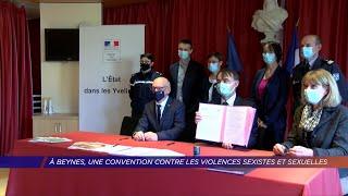 Yvelines   Une convention entre Beynes et la préfecture contre les violences sexistes et sexuelles