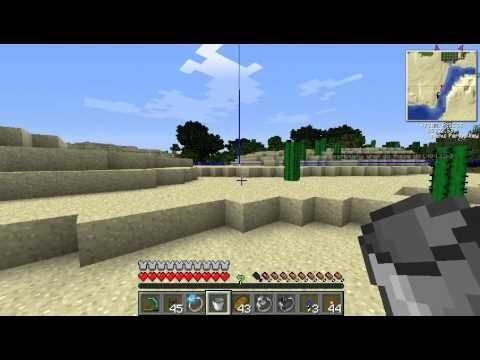 Minecraft : Technic : Archangel's Smite, Black Hole Band, Gem of Eternal Density, Quarry