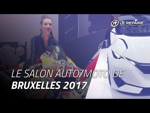 Salon Auto/Moto Bruxelles 2017