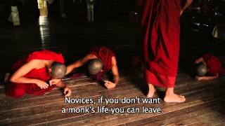 THE MONK Trailer | SGIFF 2014