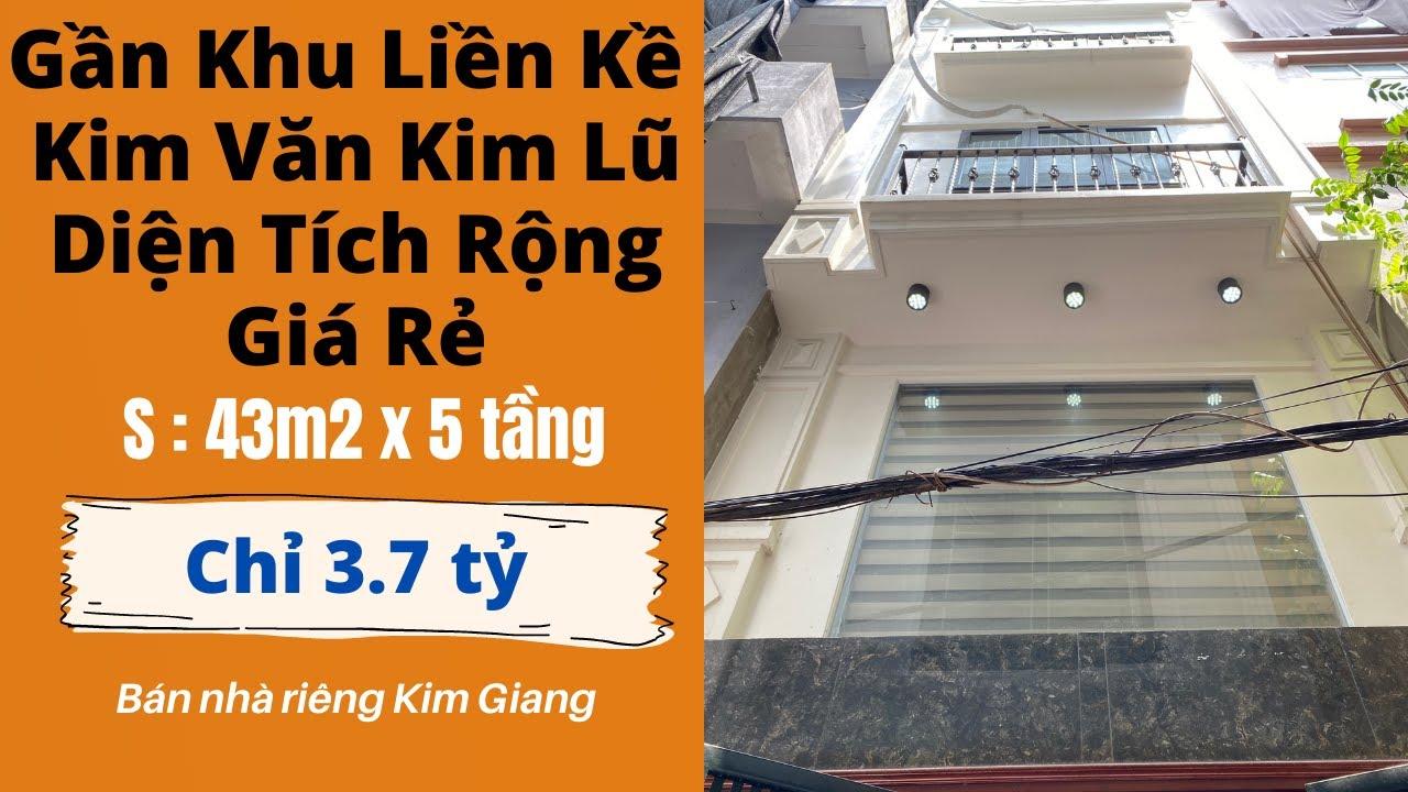 image Bán Nhà Riêng Hà Nội Phố Kim Giang 43m2 Chỉ Hơn 3 Tỷ - Bán Nhà Hà Nội 2021
