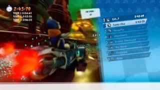Crash Team Racing Nitro-Fueled - TenguFlo tsukamaete shimatta thumbnail