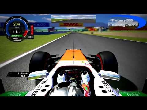 ReDrive - rF1 Test-GP Magny Cours