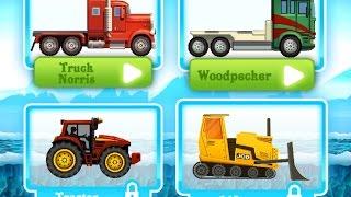Truck Driving Race