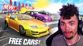 NEW HUGE UPDATE for CarX Drift Racing Online!!