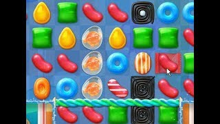 Candy Crush Jelly Saga LEVEL 205 ★★★ STARS ( No boosters )