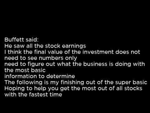 NLSN - Nielsen Holdings plc NLSN buy or sell Buffett read basic