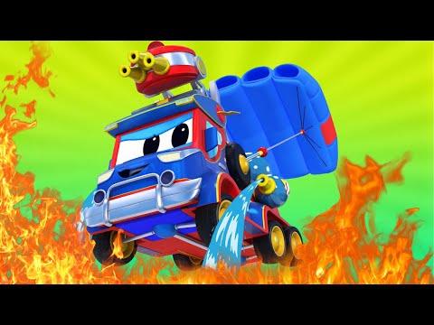 Bajki dla dzieci montaż auta kolory i kształty auto assembly _ Carls from YouTube · Duration:  3 minutes