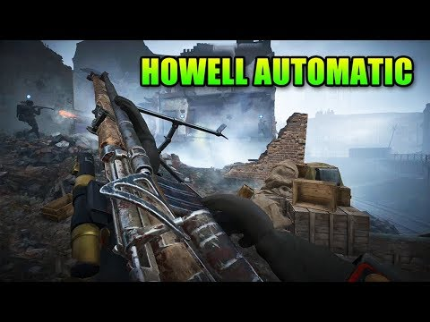 You Should Use This Gun! - Howell Automatic Review | Battlefield 1