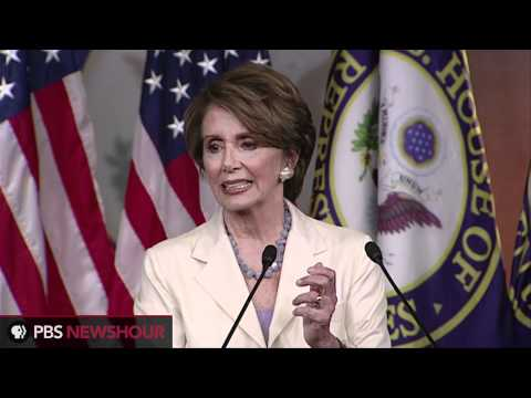 House Minority Leader Nancy Pelosi Reacts to Supreme Court Decision Upholding Affordable Care Act