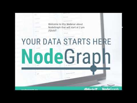 Your Data Starts Here - Nodegraph and QlickiT