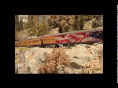 Kato FEF3, Tenders and UP excursion train N scale