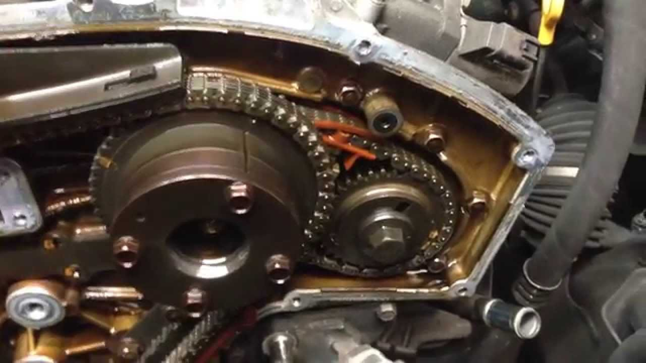 Timing Chain Replacement Nissan 350z Infiniti G35