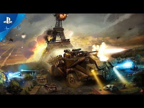 X-Morph: Defense - European Assault DLC Trailer | PS4
