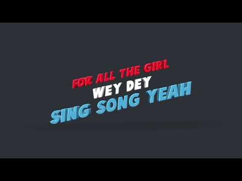 MAVIN RECORDS LIKE FOR ALL THE GIRL WEY DEY  SING SONG YEAH  AHN REEKY BABY FIOKEE  TIWA SAVAGE