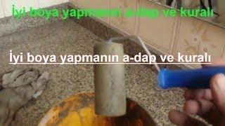 Duvar Boyama Teknikleri Leisurelv