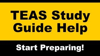 ★★★ TEAS Study Guide Help - Free TEAS Exam Review ★★★