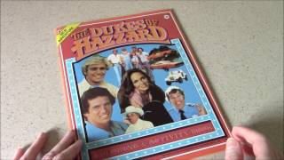 "Terrific TV Toys: ""Dukes of Hazzard"" coloring book"