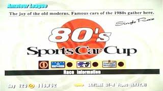 Gran Turismo 3: A-Spec - Part #33 - 80's Sports Car Cup (Amateur)
