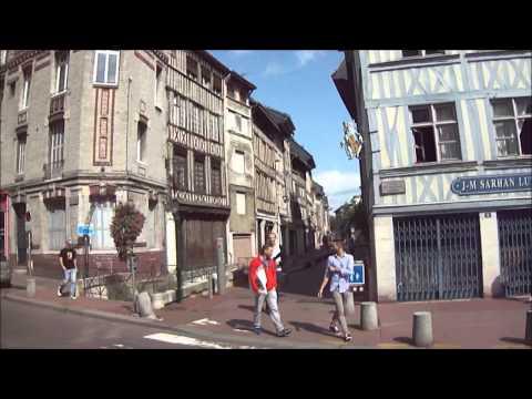 Rouen     capital de la Normandia