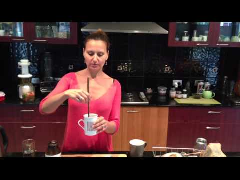 Hot Lemon Coconut Detox for Weightloss (Coconut Magic)