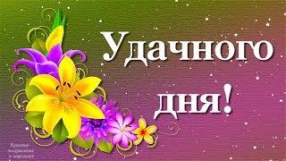 ✾✾✾Удачного дня и отличного настроения!✾✾✾