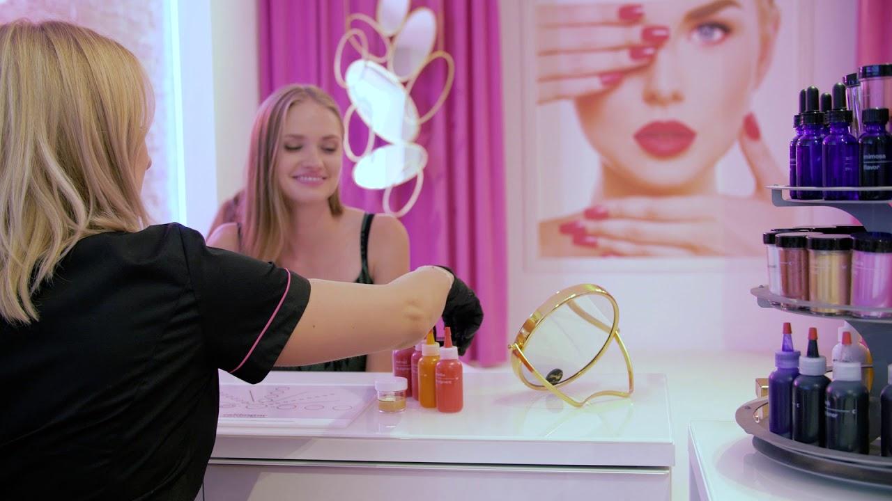 LipLab Stwórz swoją szminkę!