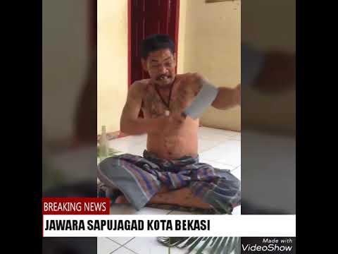 Ngeriii Yang Gkuat Jngan Tonton Jawara Sapu Jagat Bekasi