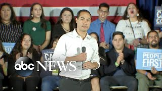 Julian Castro drops out of 2020 presidential race | ABC News