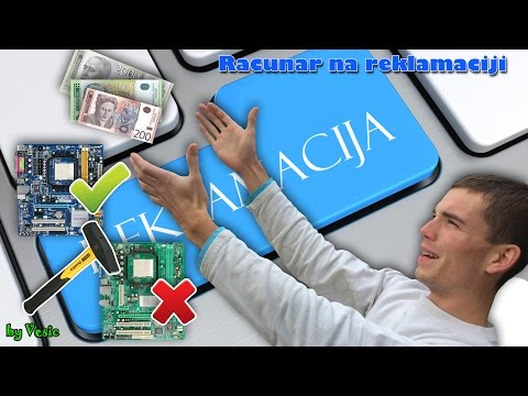 Reklamacija racunara