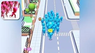 Crowd City - Gameplay Trailer (iOS) screenshot 5