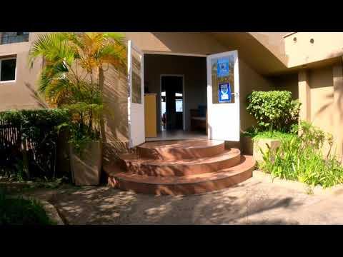 Vlog 5: A walk through Planet Scuba's main accommodation.
