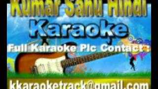 Saathi Tera Pyaar Pooja Hai Karaoke Insaniyat {1994} Sadhana Sargam,Kumar Sanu