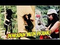 WHAT KHUSHI DID IN DEHRADUN AND MUSSOORIE FOR 3 DAYS (SURPRISE PRANK ) !