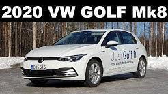 KOEAJO: Volkswagen Golf Mk8 - Autoluokan paras auto?