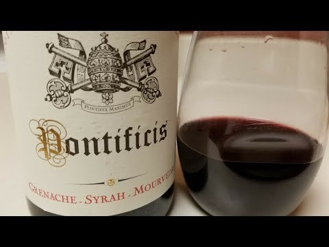 Pontificis Red Blend Wine Review