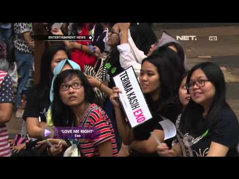 Konser Kedua Exo di Jakarta Mp3