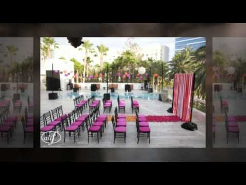 Wedding At The Hard Rock Hotel Las Vegas Jacki Phil By Planner Andrea Eppolito