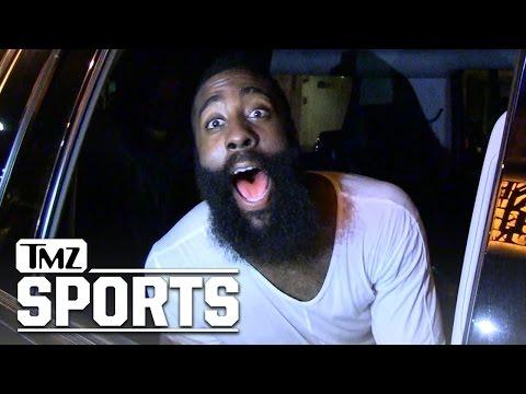 James Harden -- Drunken Pledge to Make Adidas Amazing   TMZ Sports