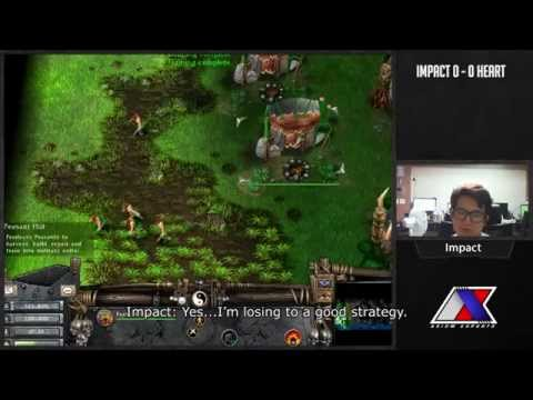 Progamers Vs Battle Realms: Winter Of The Wolf