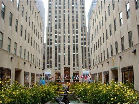 Rockefeller Center, New York CIty  (Full Episode)
