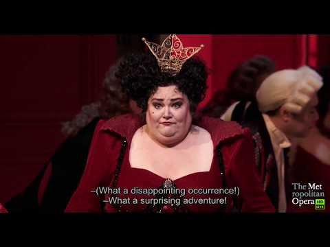 The MET: Live in HD 2018 - Excerpt from Cendrillon (Cinderella)