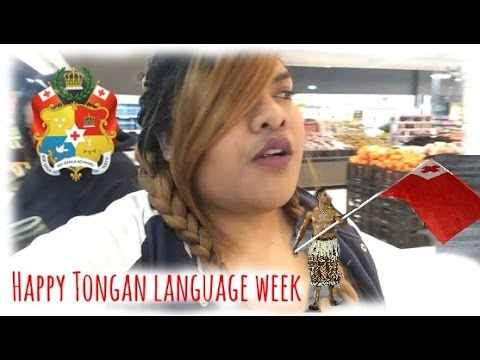 Happy Tongan Language Week 2016 !