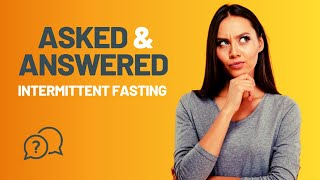 Is Intermittent Fasting An Effective Way To Lose Weight And Improve Your Health?