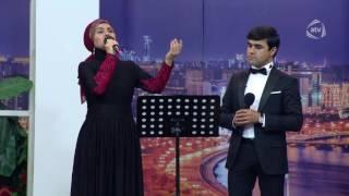 Fərqanə Qasımova və Mirələm Mirələmov - O sənli günlərim (Nanəli)
