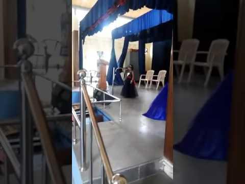 LKG Malayalam light music for winner  pandu paadiya  tanaya Maria